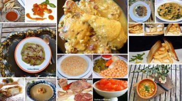 Las recetas de cocina madrileña de Concha Bernad «Cocina y Aficiones».