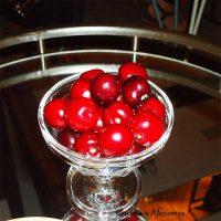 Frutas de temporada: Picotas del Jerte, apuntes
