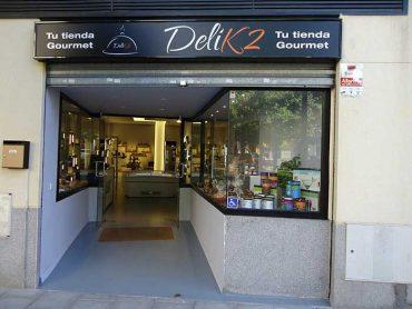 El 'universo DeliK2', esencia de la gastronomía gourmet.