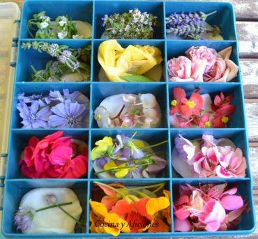 Decálogo floral que hay que cumplir para que las flores sean un éxito en el plato.