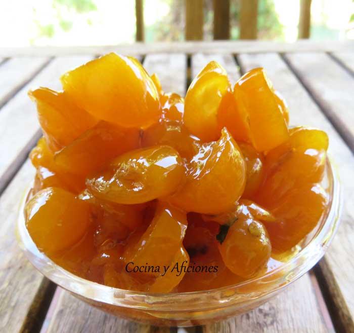 kumquats-en-almibar