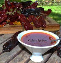 Mojo picón, la rica salsa canaria. Receta paso a paso.