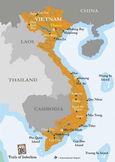 Un paseo por la cocina Vietnamita, apuntes.