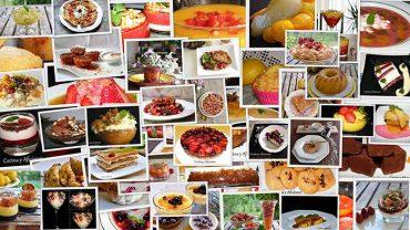 Postres con frutas, las recetas de Cocina y Aficiones