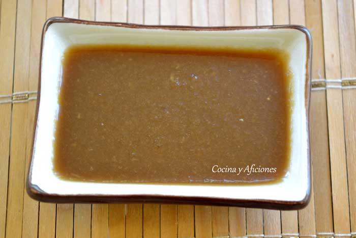 salsa-yakinuki