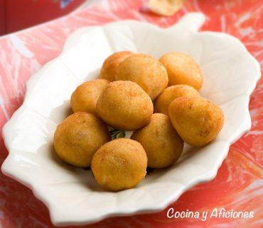 Croquetas de jamón, con esta receta vas a cocinar las mejores
