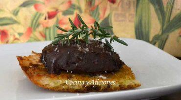 Pan con chocolate y aceite,  receta paso a paso.