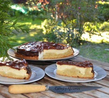 Keisstaart, la tarta de queso de Luxemburgo, receta luxemburguesa paso a paso.