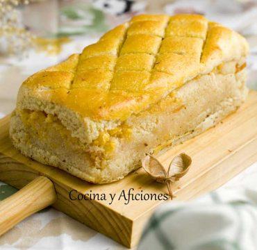 """Pan de Cádiz, receta de Navidad para """"Cocinas del Mundo""""  paso a paso."""