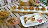 Tinga, carne preparada con una antigua receta mexicana, paso a paso