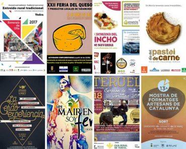 """""""Las 10 fiestas populares gastronómicas que no puedes perderte en abril"""", by Ruta Integra2"""