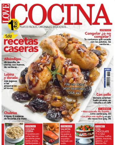 Nuevo número de «Love Cocina»