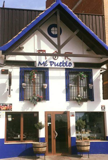 Restaurante «Mi pueblo» en Ocaña (Toeldo)