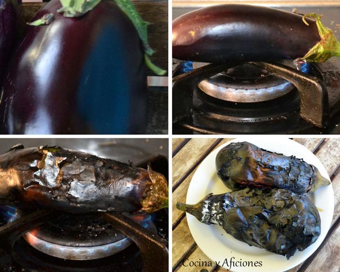 Collage berejenas a la llama cocina y aficiones for Llama en la cocina