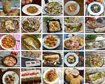 25 recetas deliciosas con pescado.