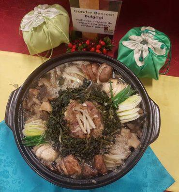 La cocina de Gangwon (Corea del Sur), apuntes.