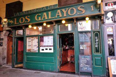 Restaurante «Los Galayos», la esencia de la tradición en Madrid.