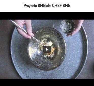 ChefBNE, un proyecto apasionante de la Biblioteca Nacional ¡No te lo pierdas! te va a encantar.