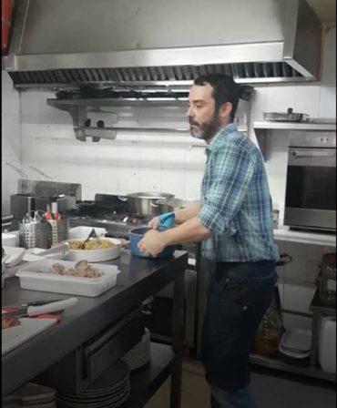 La cocidada para mis 30 amigos, por Quique Ikebana Chef