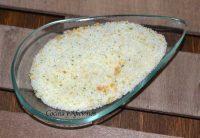 Azúcar de cítricos (naranja, lima y limón), técnica de cocina.