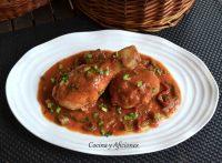 receta de pollo muy sencilla