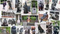 Paseando por Oviedo, la ciudad de las mil estatuas