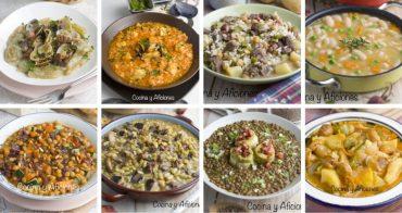 Guisos caseros de siempre: 8 recetas de cuchara