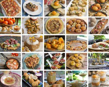 26 recetas de aperitivos para Navidad, de Concha Bernad