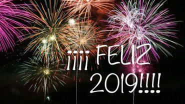 FELIZ 2019!!!!