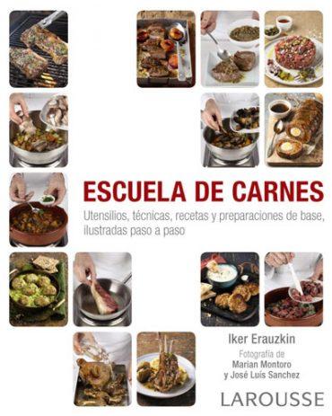 Escuela de carnes, una guía en tu cocina