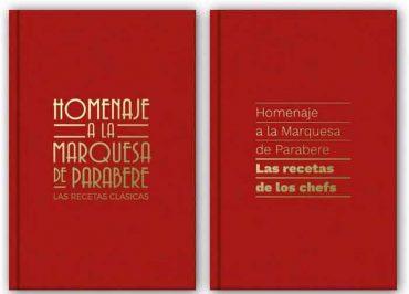 Homenaje a la marquesa de Parabere, dos maneras diferentes de interpretar la misma receta