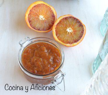 Mermelada de naranja sanguina, receta paso a paso