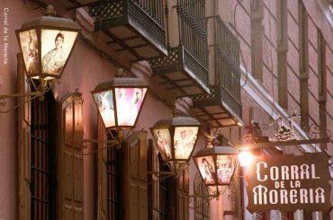 Corral de la Moreria, el tablao flamenco más famoso del Mundo