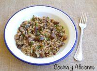 Alboronía de carne al estilo madrileño, receta para celebrar San Isidro