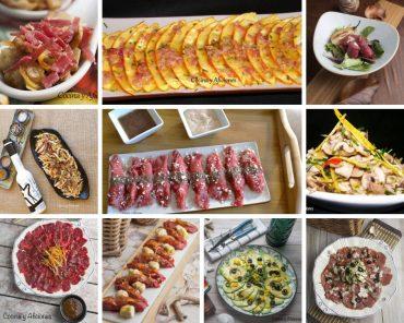 Carpaccio, su historia y diez recetas para disfrutarlo
