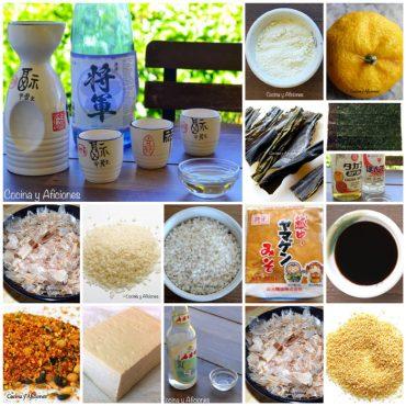 Los ingredientes que tienes que conocer para tener éxito en la cocina japonesa