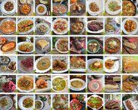 Viajes por las cocinas del mundo, destinos