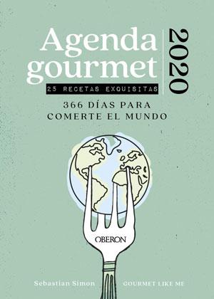 Agenda gourmet 2020, a tu disposición.