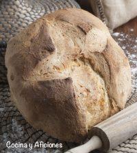 Pan casero, receta muy sencilla y fácil.