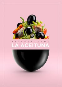 Reinventando la aceituna versus #ElRetoDeLaAceituna