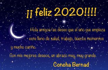 ¡¡feliz 2020!!!