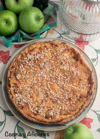 Tarta de queso y manzana, receta muy fácil y una delicia celestial