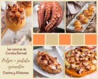 pulpo+pimentón+patata=cuatro recetas deliciosas