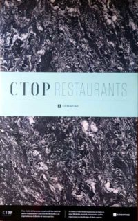 C-Top restaurants by Consentino, un lujo en tu biblioteca