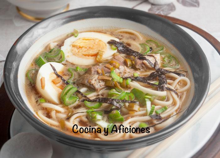 el mejor ramen, la receta más conocida de la cocina japonesa 2