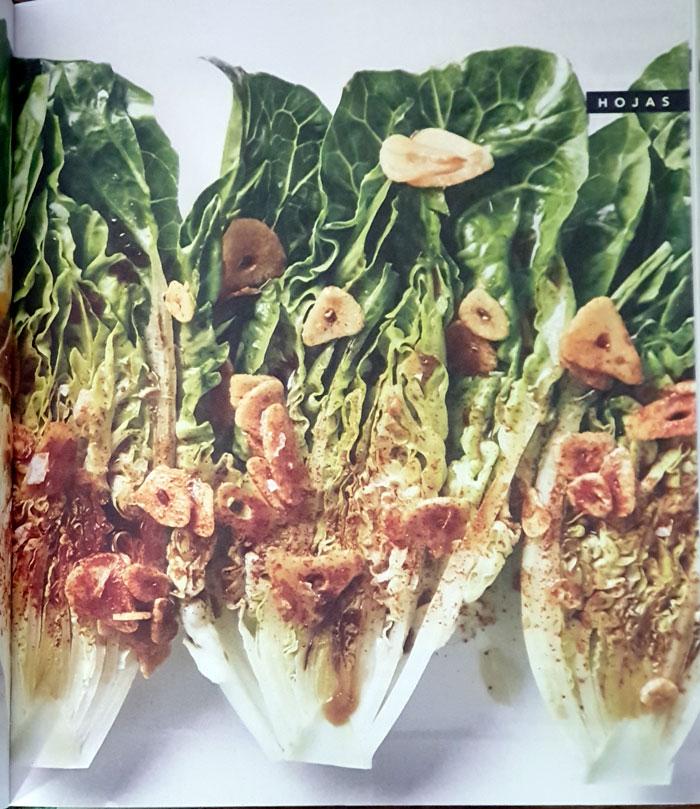 recetas del libro verdura sin limites de José Andrés