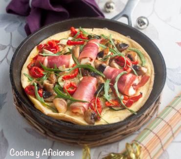 Pancakes dutch baby, otra forma de cocinar las tortitas
