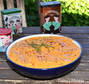 Shiro, el hummus etíope. Mi versión de la receta de Etiopía