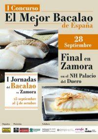 Jornadas del Bacalao de Autor y concurso el Mejor Bacalao de España