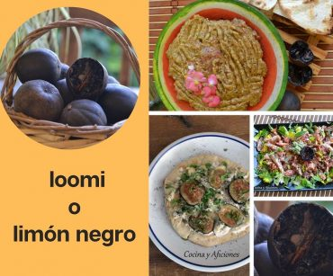 Loomi o limón negro, ¿qué es, cómo utilizarlo? y 3 recetas para descubrirlo